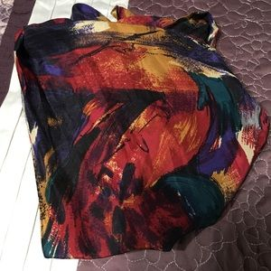 Accessories - Beautiful Multi-color Scarf